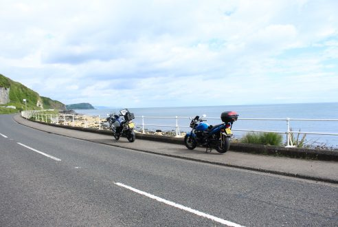 Where to ride a motorbike in Northern Ireland
