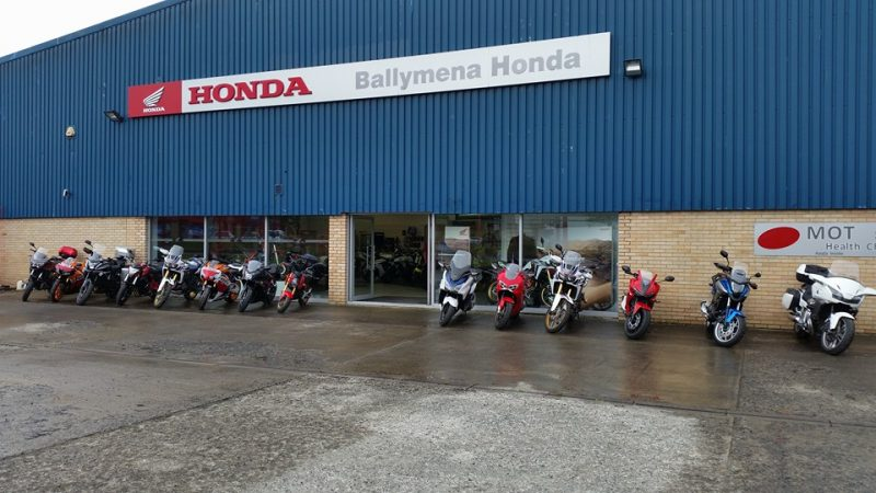 Ballymena Honda