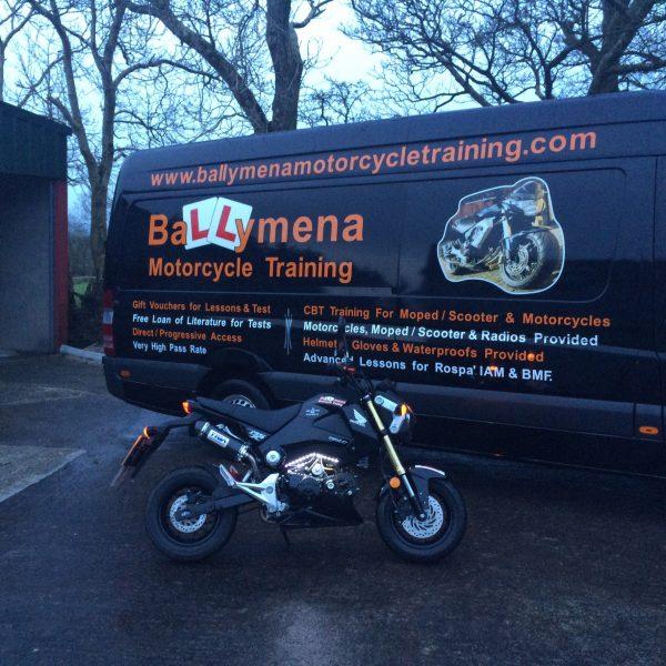 Ballymena Motorcycle Training