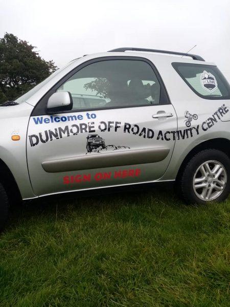 Dunmore Off Road Activity Centre