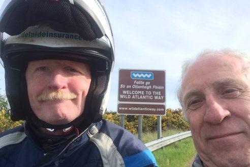 Touring The Wild Atlantic Way