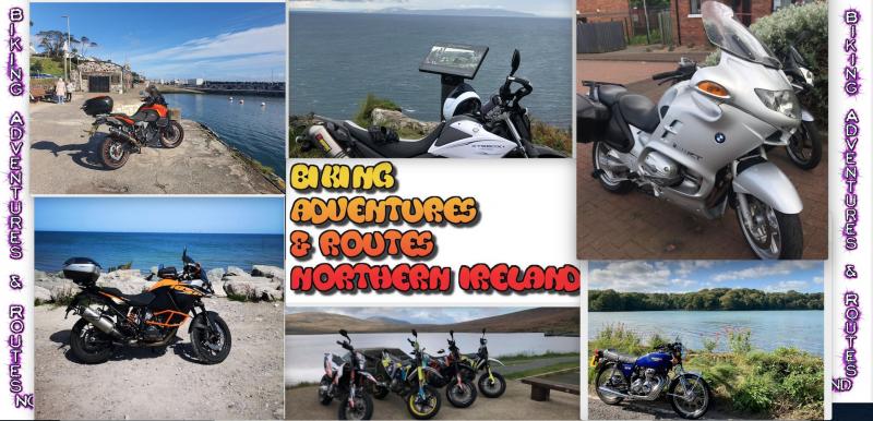 Biking Adventures & Routes Northern Ireland