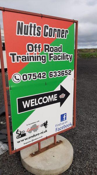 Nutts Corner Off Road Training Facility