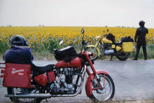 Buying a motorbike in Northern Ireland