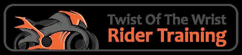 Twist of The Wrist Rider Training